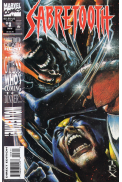 Sabretooth: Death Hunt #3