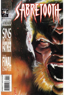 Sabretooth: Death Hunt #4
