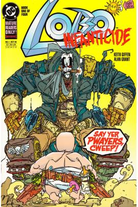 Lobo: Infanticide #1