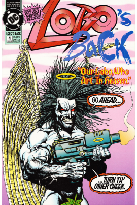 Lobo's Back #4