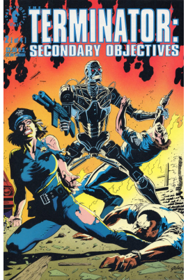 The Terminator: Secondary Objectives #2
