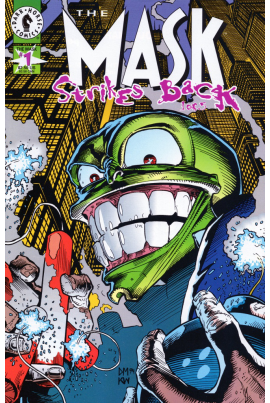 The Mask Strikes Back #1