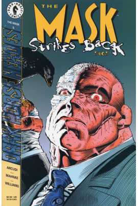 The Mask Strikes Back #5