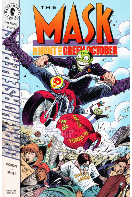The Mask: The Hunf for Green October #2