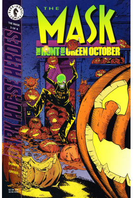 The Mask: The Hunf for Green October #3