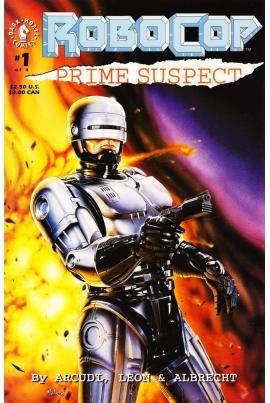 RoboCop: Prime Suspect #1