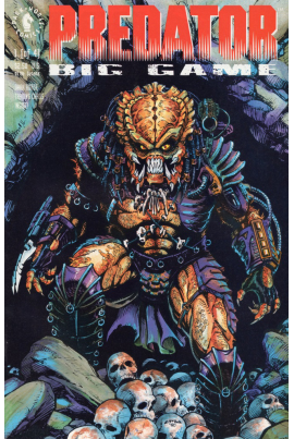 Predator: Big Game #1