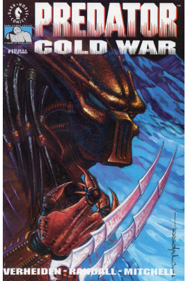 Predator: Cold War #1
