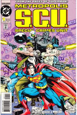 Metropolis S.C.U. #1