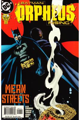 Batman: Orpheus Rising #1