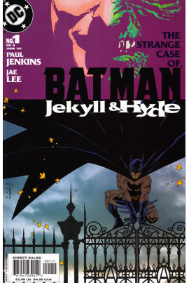 Batman: Jekyll & Hyde #1