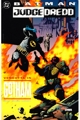 Batman / Judge Dredd: Vendetta in Gotham