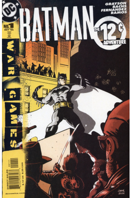 Batman: The 12 Cent Adventure #1