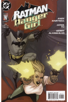 Batman / Danger Girl #1