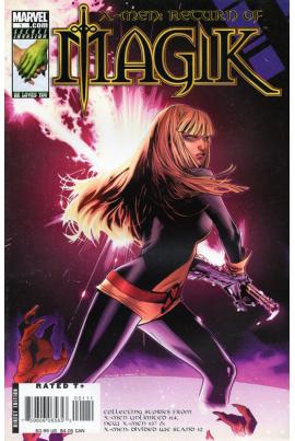 X-Men: Return of Magik #1