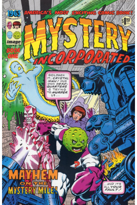 1963 - Book One: Mystery Incorporated