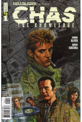 Hellblazer Presents: Chas #1