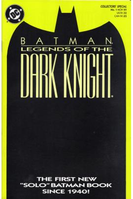 Legends of the Dark Knight #1