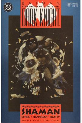 Legends of the Dark Knight #5