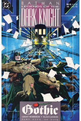 Legends of the Dark Knight #10