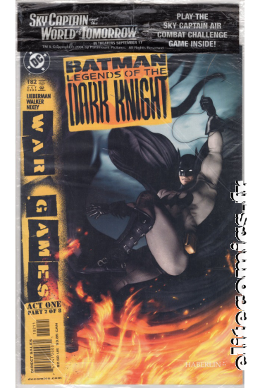 Legends of the Dark Knight #182 (polybag scellé)