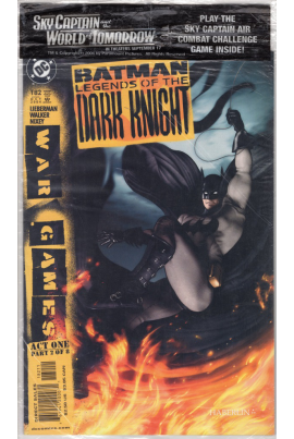 Legends of the Dark Knight #182