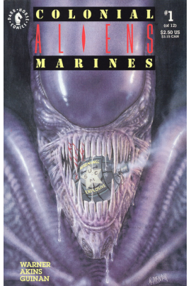 Aliens: Colonial Marines #1