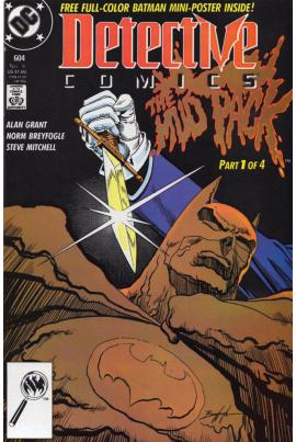 Detective Comics #604