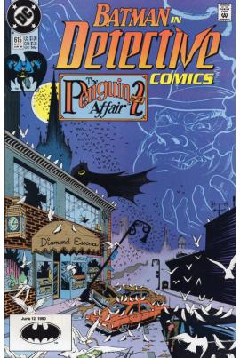 Detective Comics #615