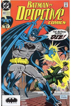 Detective Comics #622