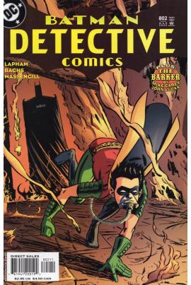 Detective Comics #802
