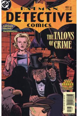 Detective Comics #803