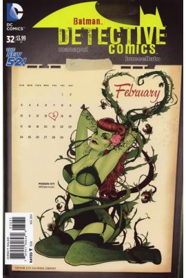 Detective Comics #32 (bombshell variant)