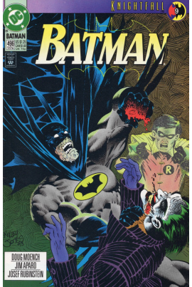 Batman #496