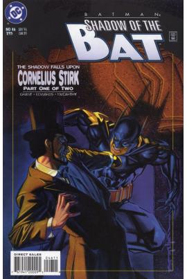 Batman: Shadow of the Bat #46