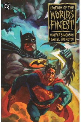 Legends of The World's Finest #1