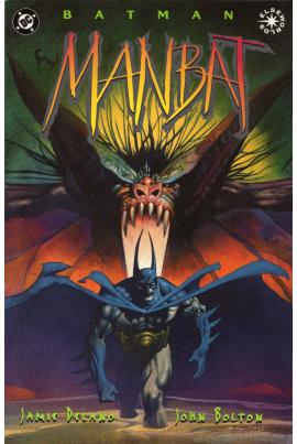 Batman: Manbat #1