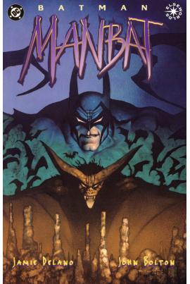 Batman: Manbat #3