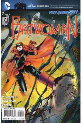 Batwoman #7