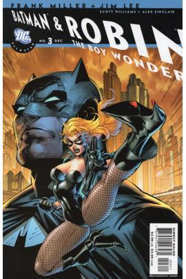 All Star Batman & Robin, The Boy Wonder #3