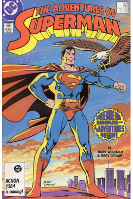 The Adventures of Superman #424