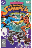 The Adventures of Superman #437