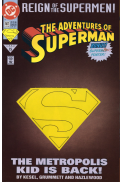 The Adventures of Superman #501