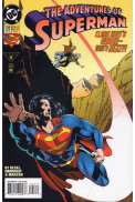 The Adventures of Superman #523