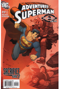 The Adventures of Superman #642