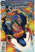 The Adventures of Superman #0
