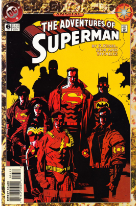 The Adventures of Superman Annual #6