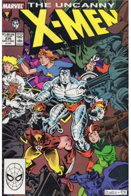 The Uncanny X-Men #235