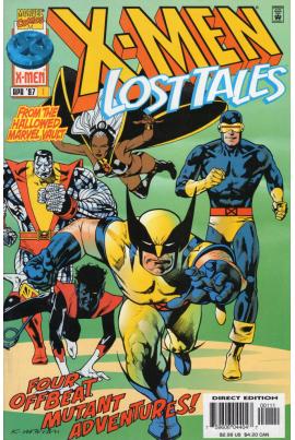 X-Men: Lost Tales #1