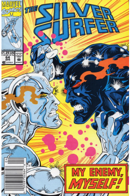 Silver Surfer #64